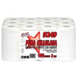 Asciugamano mini pura cellulosa micro gof.ta 12pz