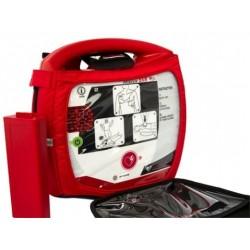 Defibrillatore Dae rescue sam completo di accessori